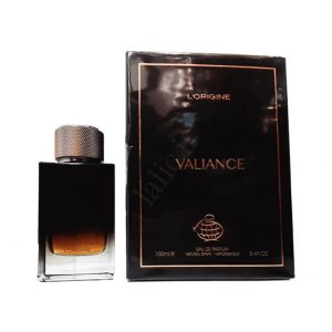 عطر ادکلن مردانه Lorigine Valiance برند فراگرانس ورد