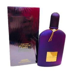 ادو پرفیوم زنانه تام فورد بنفش مدل Velvet Orchid حجم 100 میلی لیتر