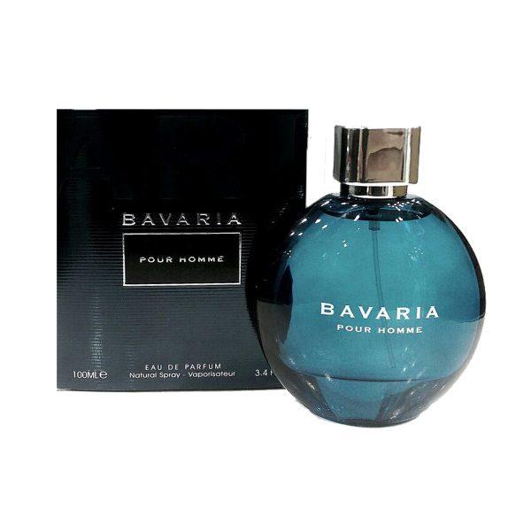 ادو پرفیوم مردانه فراگرنس ورد مدل باواریا   Bavaria Pour Homme حجم 100 میلی لیتر