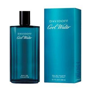 جعبه ادکلن دیویدوف کول واتر | Davidoff Cool Water for men box