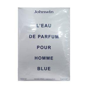ادکلن مردانه جانوین مدل لئو د پرفیوم پور هوم آبی L'Eau De Parfum Pour Homme Blue