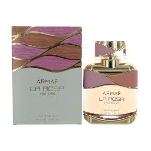 جعبه ادکلن زنانه آرماف لا رزا | Armaf La Rosa