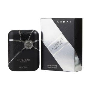 جعبه ادکلن آرماف له پارفیت پور هوم مردانه | Armaf Le Parfait Pour Homme
