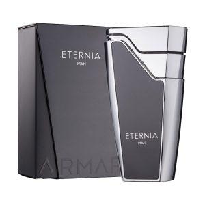 جعبه ادکلن آرماف اترنیا مردانه | Armaf Eternia Man box