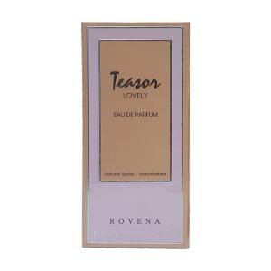جعبه ادکلن ترزور این لاو روونا | Rovena Tresor Lovely box