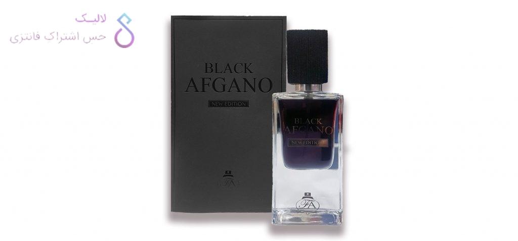 F.A Paris Black Afgano