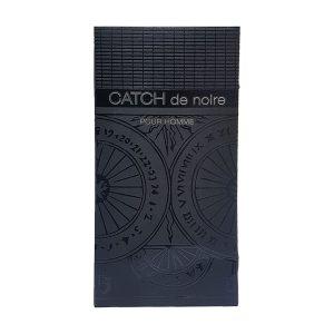 جعبه ادکلن مردانه کچ د نویر فرگرانس ورد | CATCH De Noir Pour Homme box