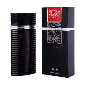 جعبه ادکلن رساسی اغراء مردانه | Egra Men Rasasi box