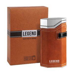 جعبه ادکلن امپر لجند قهوه ای | Emper Legend Pour Homme box