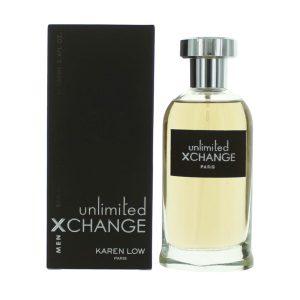 جعبه ادکلن کارن لو ایکس چنج آنلیمیتد | Karen Low Xchange Unlimited Geparlys box