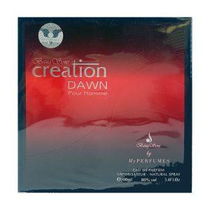 جعبه ادکلن کریشن داون باگ سانز فارنهایت | Baug Sons Creation Dawn box