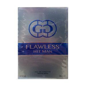 جعبه ادکلن فلاولس هیتمن مردانه جی پارلیس | Geparlys Flawless Hit Man Gemina.b box