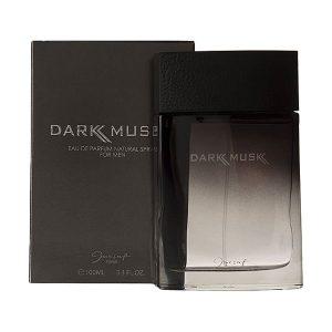 جعبه ادکلن دارک ماسک مردانه ژکساف | Jacsaf Dark Musk box